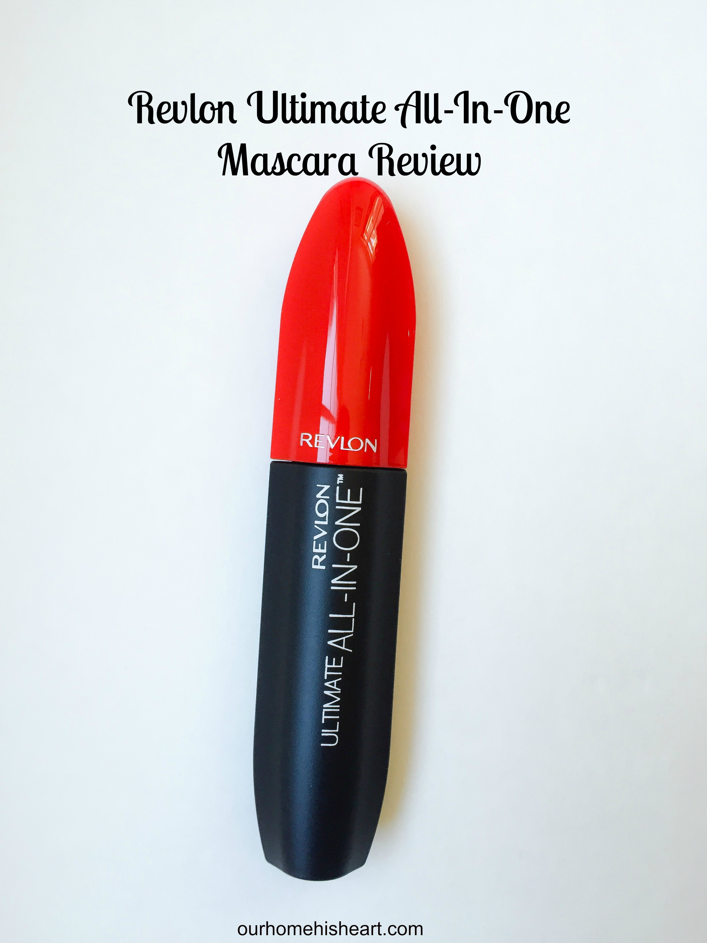 Revlon Ultimate All-In-One Mascara Review1