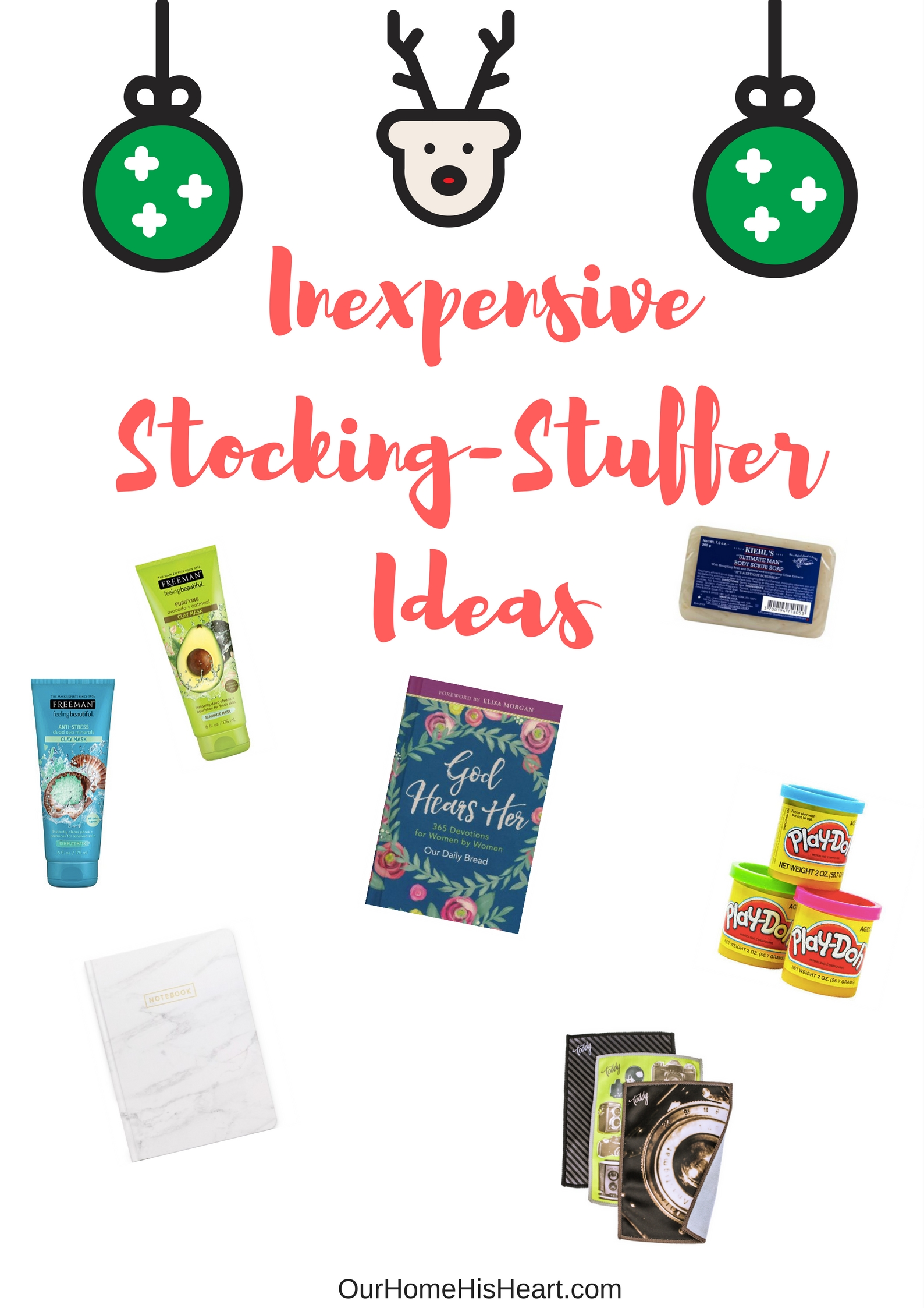 Inexpensive Stocking Stuffer Ideas