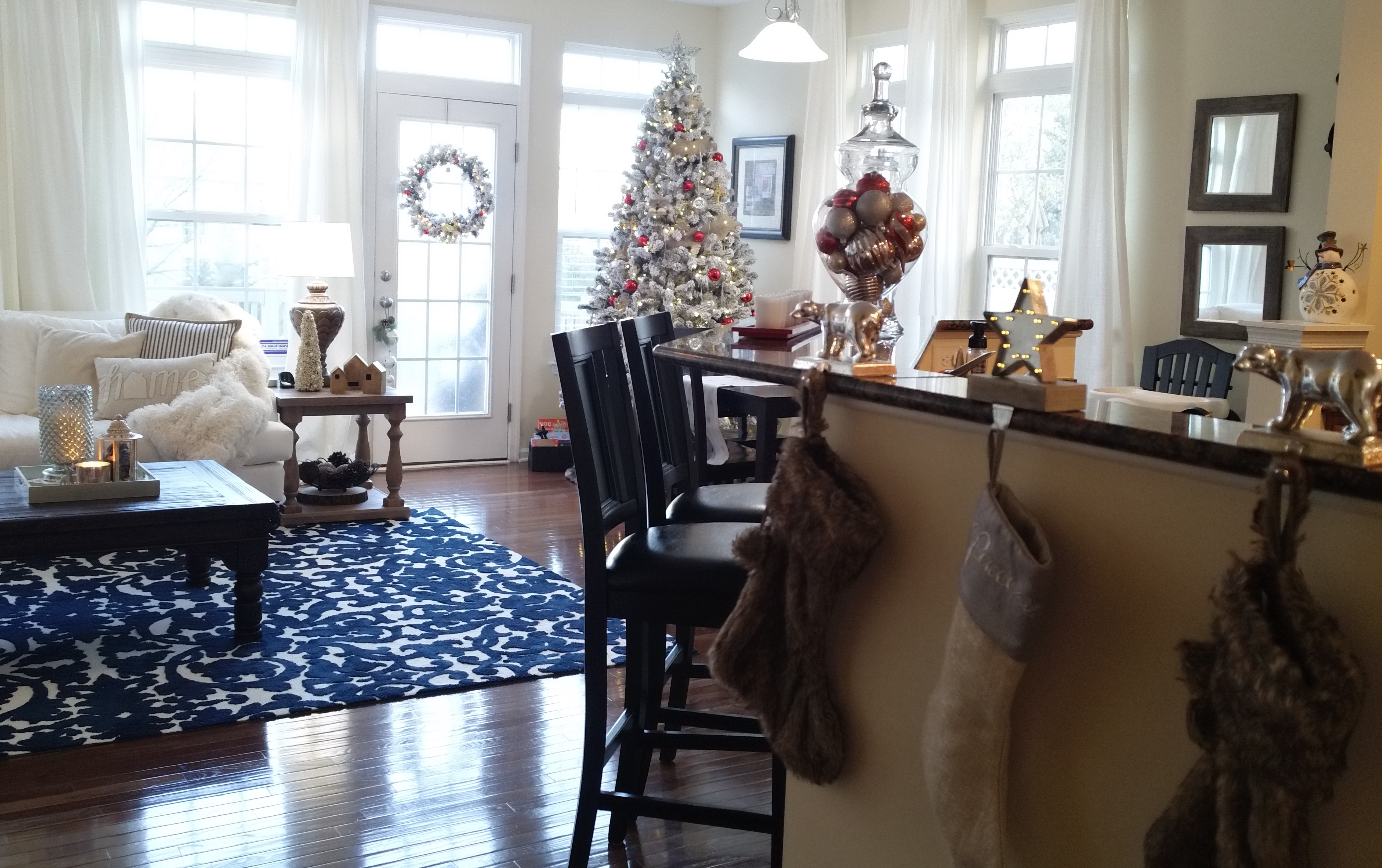 Holiday Decorating Traditions with Wayfair