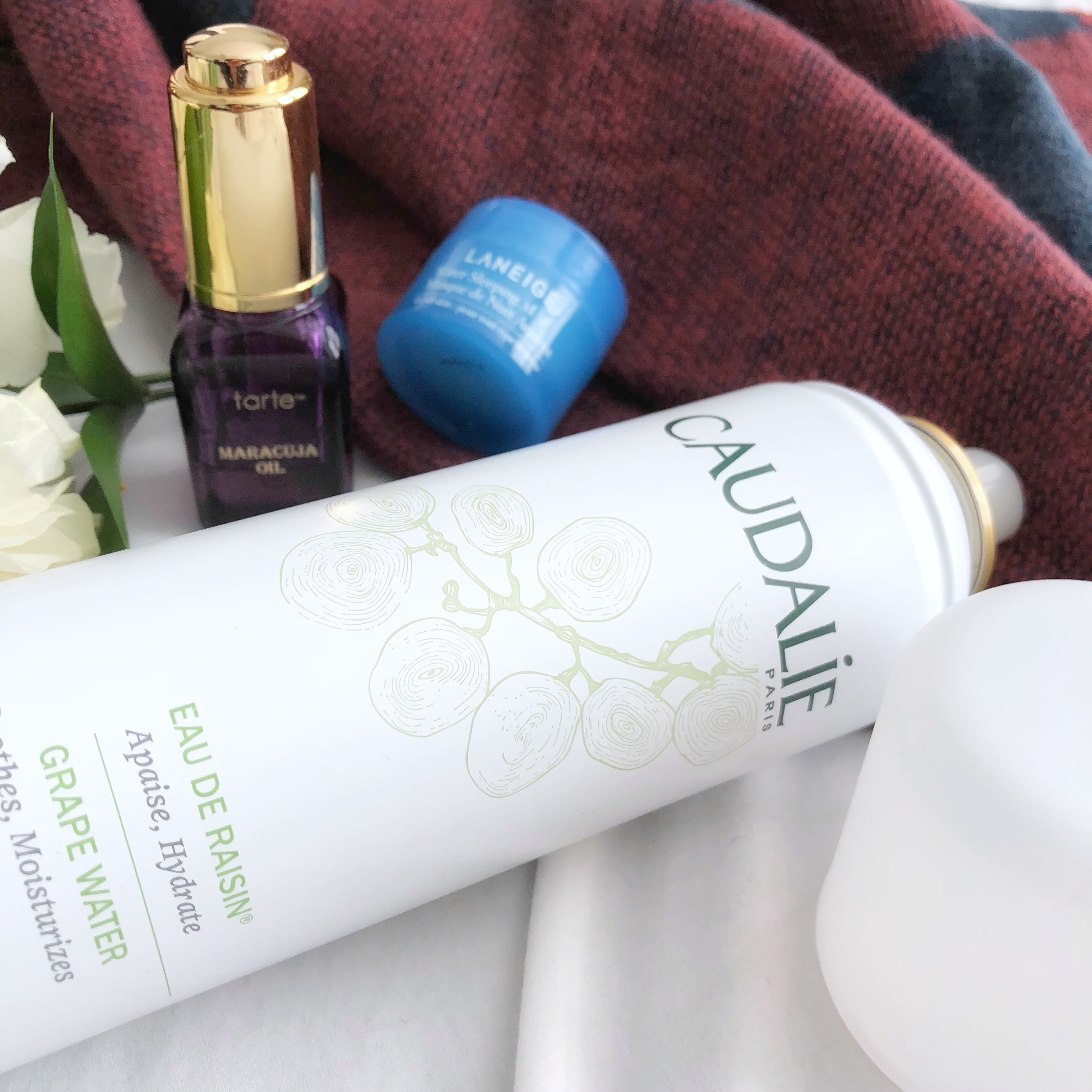 Winter Beauty Essentials for soft skin