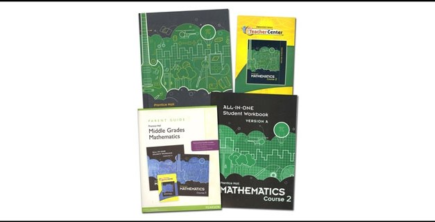 Prentice Hall Middle School Math