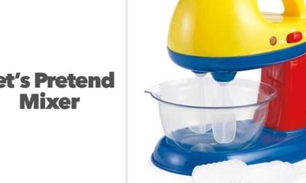 Let's Pretend Mixer