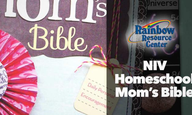 NIV Homeschool Mom's Bible