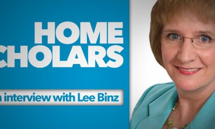 Home Scholars: An Interview with Lee Binz