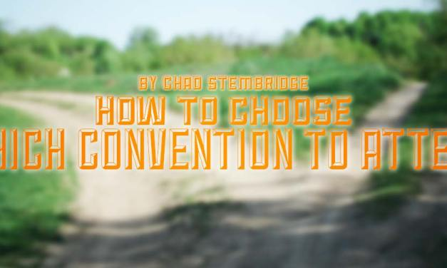 How to Choose Which Homeschool Convention to Attend
