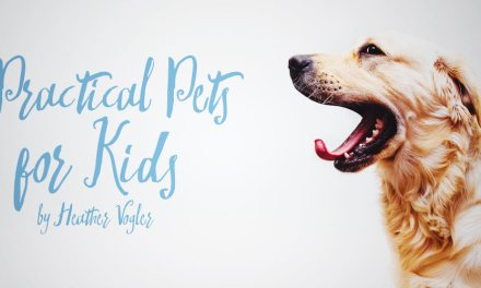 3 Practical Pets for Kids