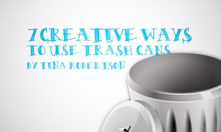 7 Creative Ways to Use Trash Cans in Your Homeschool Space