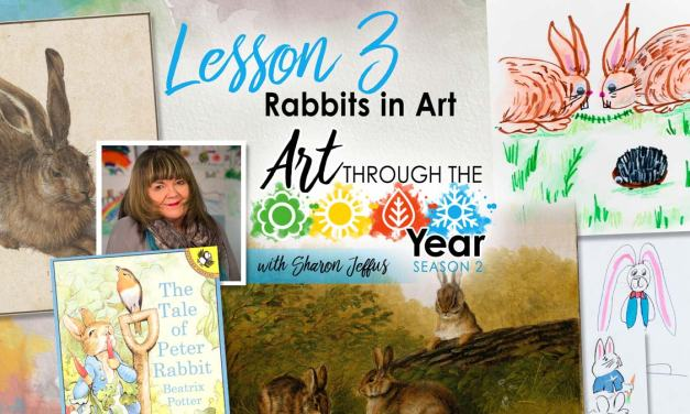 Rabbits in Art (Art Through the Year Season 2 Episode 3)