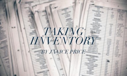Taking Inventory