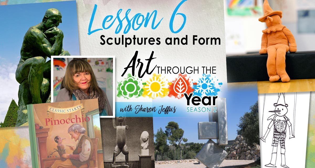Sculptures and Form (Art Through the Year Season 2 Episode 6)