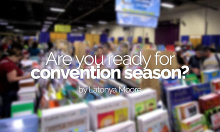 Are you ready for homeschool convention season?