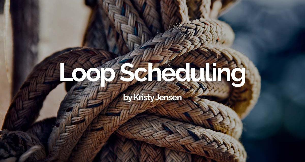Loop Scheduling