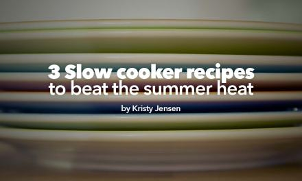 Simple slow cooker recipes for beating the summer heat