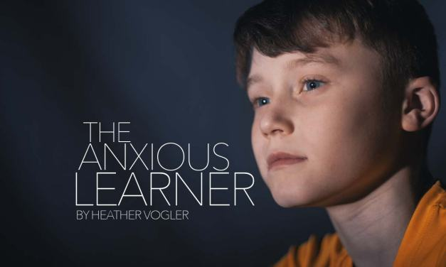 The anxious learner
