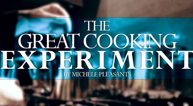 The Great Cooking Experiment