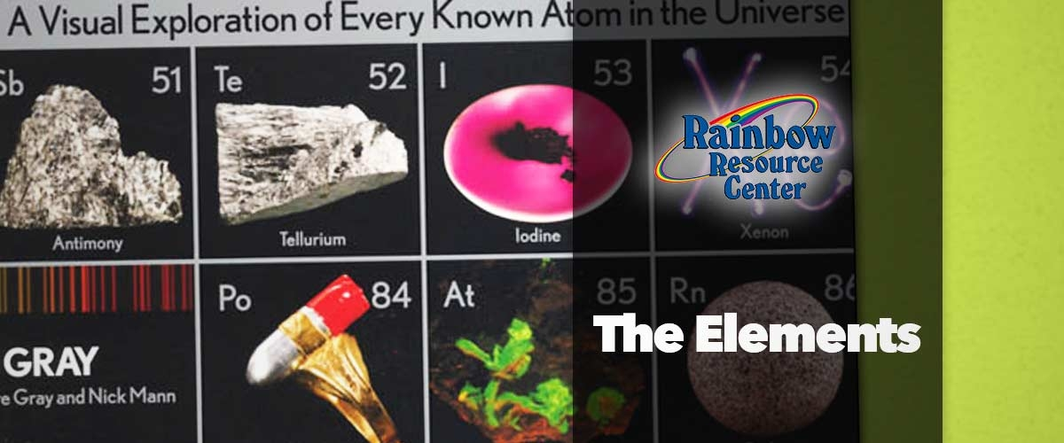Elements: Visual Exploration of Every Known Atom in the Universe