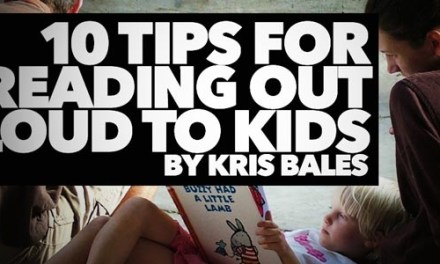 10 Tips for Reading Aloud to Kids