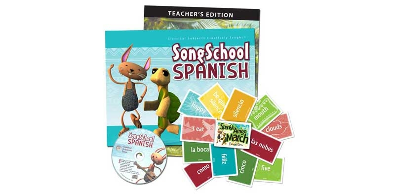 Song School Spanish