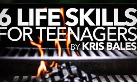 6 Life Skills for Teenagers