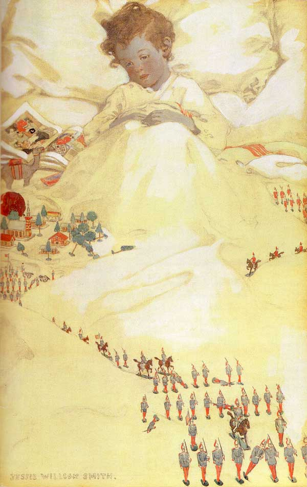 Jessie Wilcox Smith's Land of Counterpane
