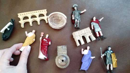 Ancient History Figures
