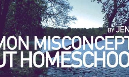 Common Misconceptions About Homeschooling