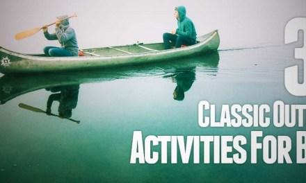 30 Classic Outdoor Activities For Boys