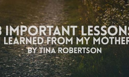 3 Important Homeschool Lessons I Learned From My Mother