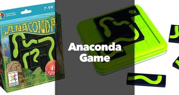 Anaconda Game