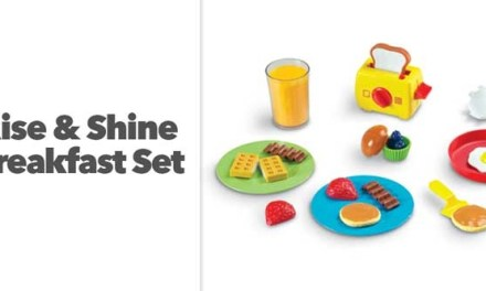 Rise & Shine Breakfast Set