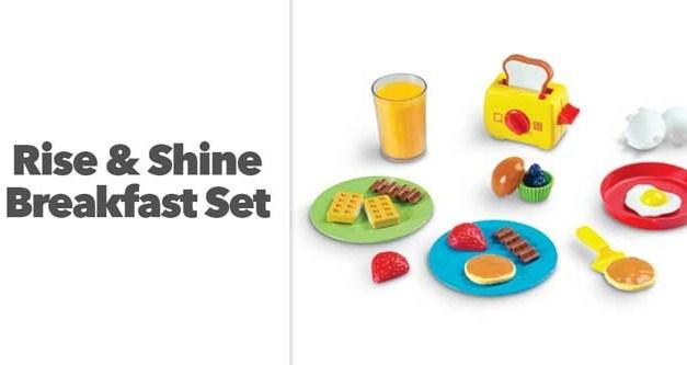 Rise & Shine Breakfast Set