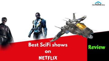Best Scifi shows on netflix