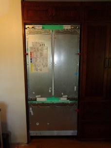 Panel ready refrigerator