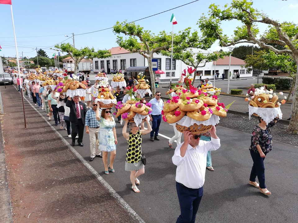 The Holy Ghost Festivities in the Azores