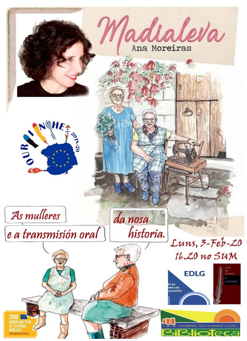 Oral transmission: Madialeva
