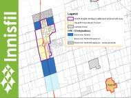 Innisfil Heights map