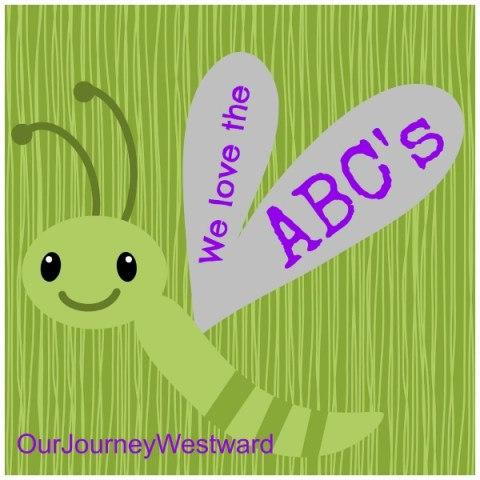 Our weekly plan for learning the ABC's