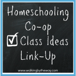 Co-op Class Ideas Link-Up