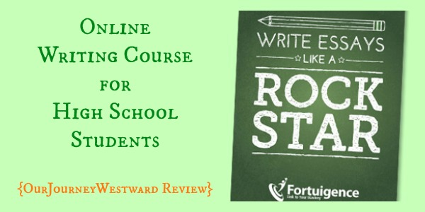 Online Writing Course Rock Star Essay Our Journey Westward