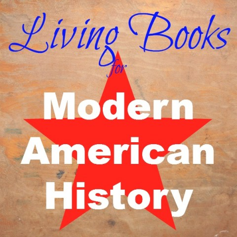 Cindy's top living literature picks for Modern American History