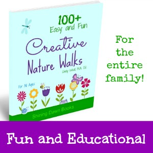 Creative Nature Walks: More than 100 ideas for hands-on walks and nature journaling