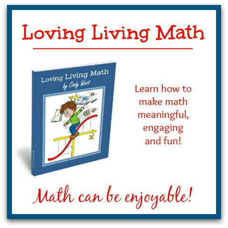 Loving Living Math teaches parents how to ad living math to the homeschool schedule.