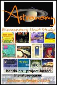 Elementary Astronomy Unit Study