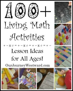 Ultimate Guide to Living Math Activities
