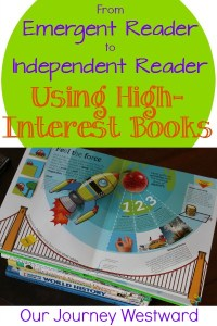 Emergent Readers: Transitioning to Independent Reading Time