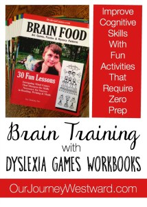 Brain Training with Dyslexia Games