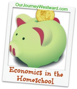 Economics is easy to teach in the homeschool!