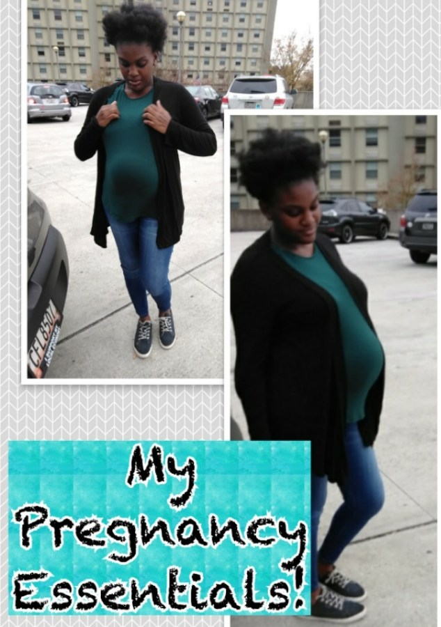My Pregnancy Essentials!