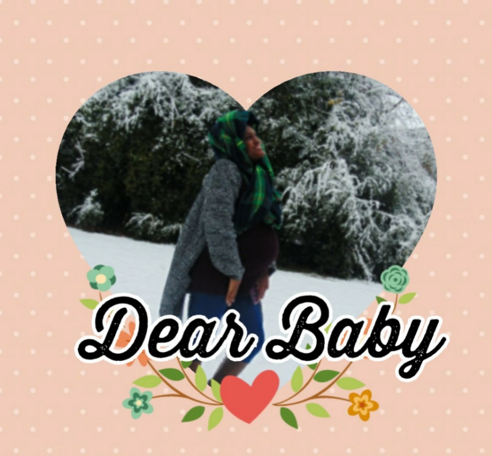 Dear Baby: A Letter to my Unborn