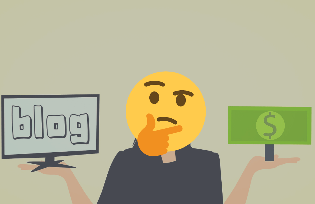 10 Mistakes I Made When Trying to Blog for Money